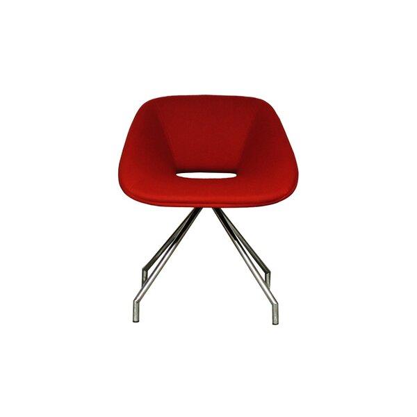 Elms Swivel Upholstered Dining Chair by Orren Ellis