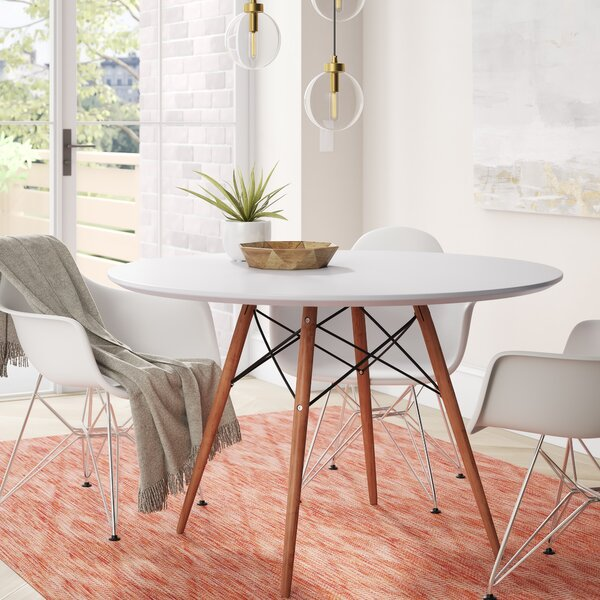 Ducks Dining Table by Wrought Studio