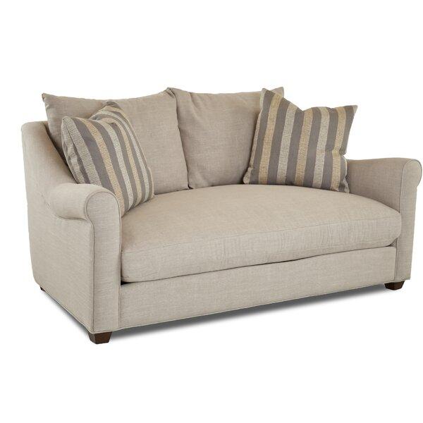 Kaitlynn Loveseat by Wayfair Custom Upholstery™