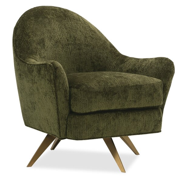 Active Swivel Armchair By Caracole Classic
