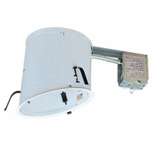 Sloped Medium Non-IC Remodel Recessed Housing by Elco Lighting