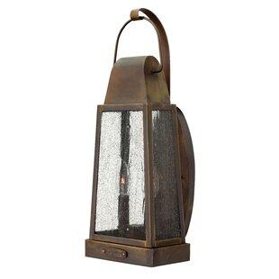 Best Sedgwick 2-Light Outdoor Wall Lantern By Hinkley Lighting