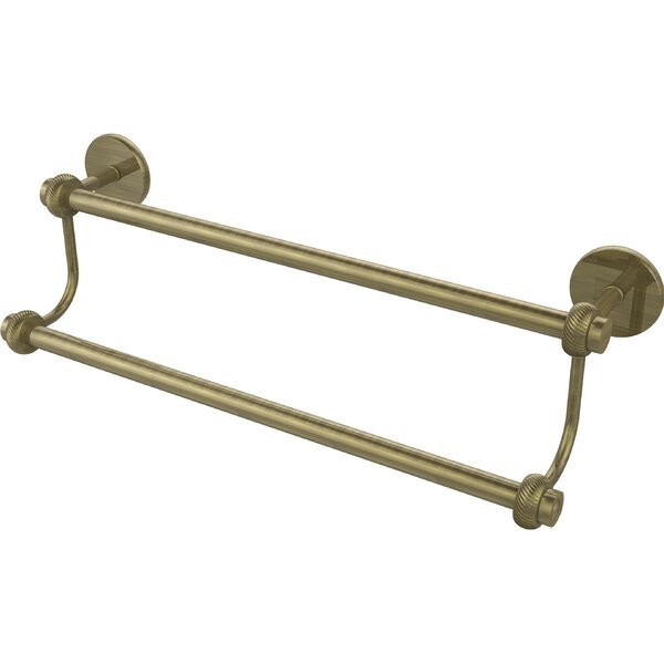 Satellite Orbit Two 24 Wall Mounted Towel Bar by Allied Brass