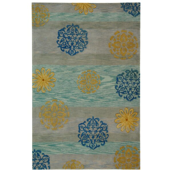 Rodeo Drive Blue Area Rug by Safavieh