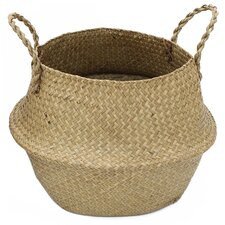 Belly Wicker Basket