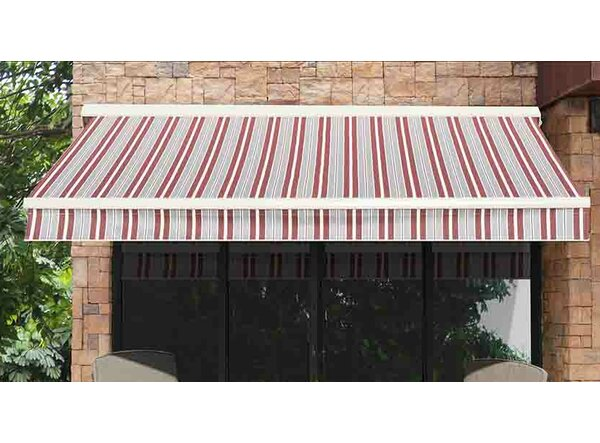 Classic 14 ft. W x 10.5 ft. D Retractable Patio Awning by Sunjoy