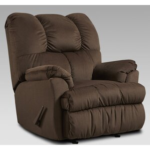Moab Manual Recliner by Roundhill Furniture
