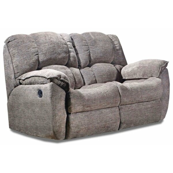 Fresh Collection Weston Reclining Loveseat by Southern Motion by Southern Motion