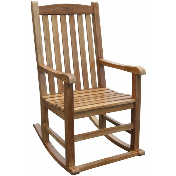 Teak Rocking Chair by Chic Teak