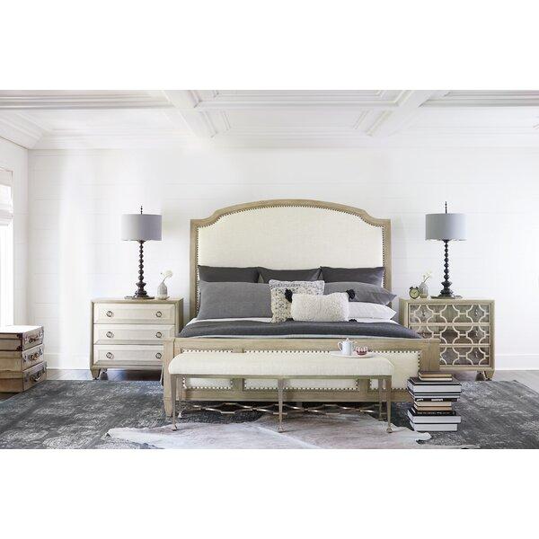 Santa Barbara Queen Sleigh Configurable Bedroom Set by Bernhardt