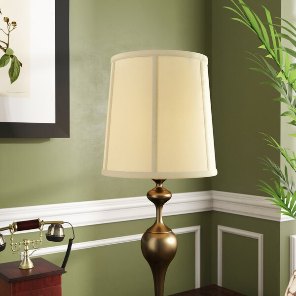 12 Solid Linen Drum Lamp Shade by Darby Home Co
