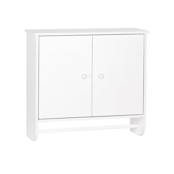 Xanthe 22.38 W x 20.19 H Wall Mounted Cabinet by Winston Porter