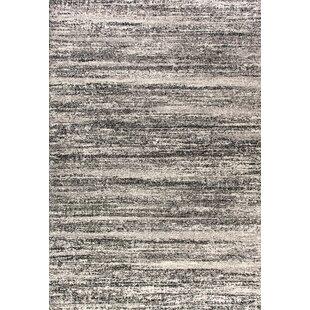 Price comparison Brycen Black / White Area Rug ByWilliston Forge