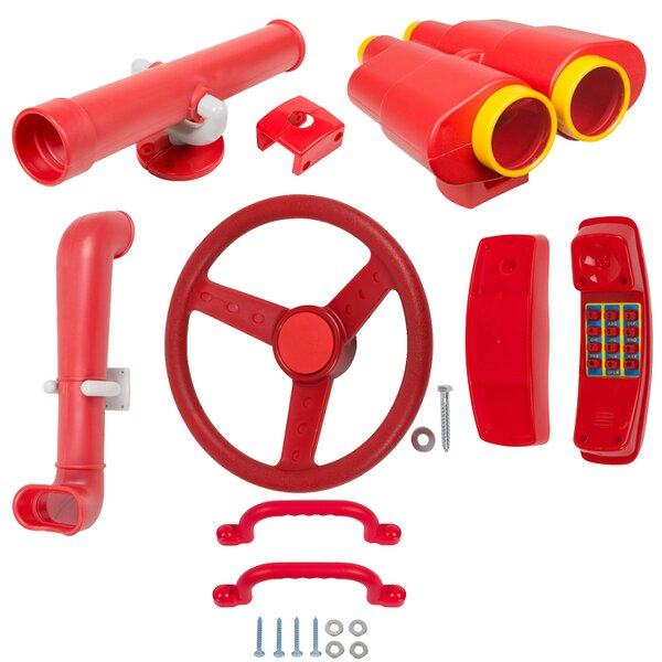Deluxe Accessories Kit (Set of 19) by Swing Set Stuff
