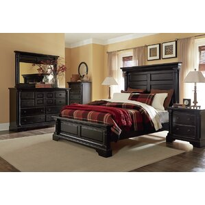 Findlay Panel Configurable Bedroom Set by August Grove