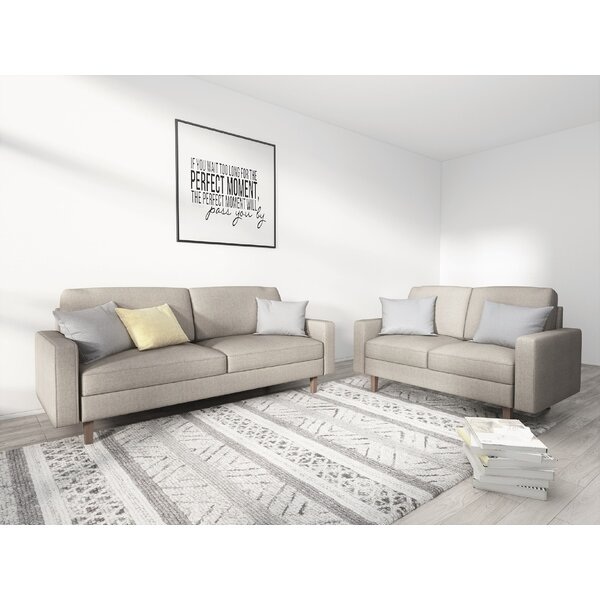 Emestina Configurable Living Room Set By Wrought Studio™