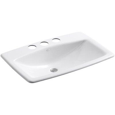 Bathroom Sinks Rectangular kohler man's lav rectangular undermount bathroom sink & reviews