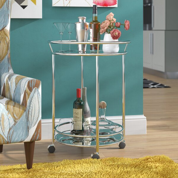 Rickey Bar Cart by Wade Logan