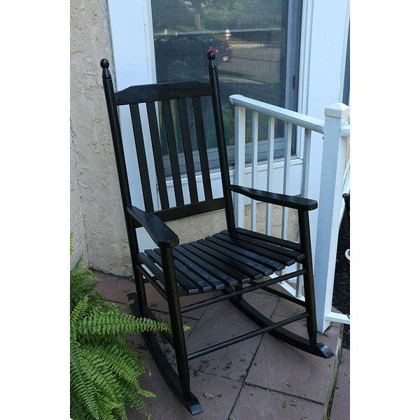 Adelina Rocking Chair By Rosalind Wheeler
