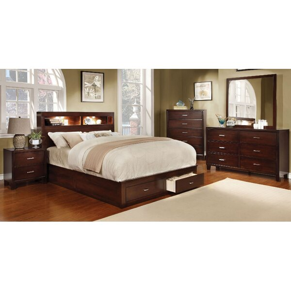 Kerstanski Platform 5 Piece Bedroom Set by Winston Porter