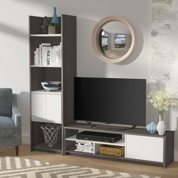 Frederick Entertainment Center for TVs up to 70 by Latitude Run