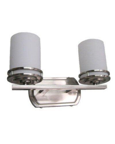 Katelin 2-Light Vanity Light by Ebern Designs