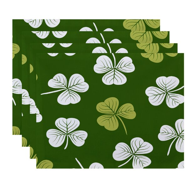 Funky Junky Lucky Placemat (Set of 4) by The Holiday Aisle