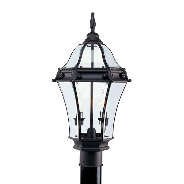 Eberhardt Outdoor 2-Light Lantern Head by Darby Home Co