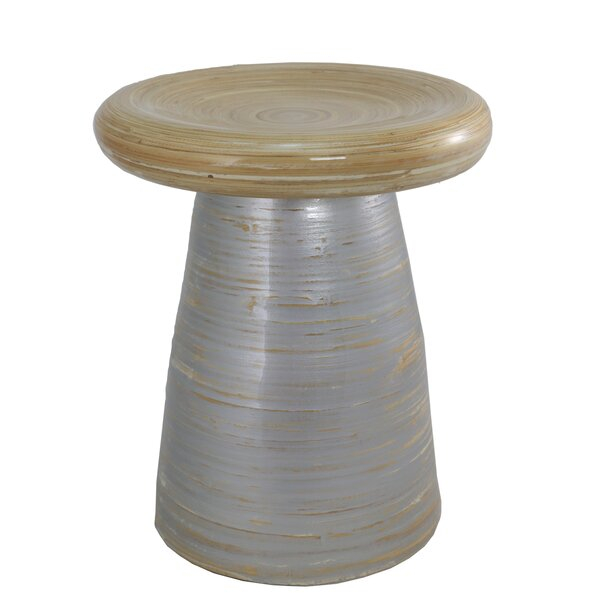 Tessio Accent Stool by Bloomsbury Market
