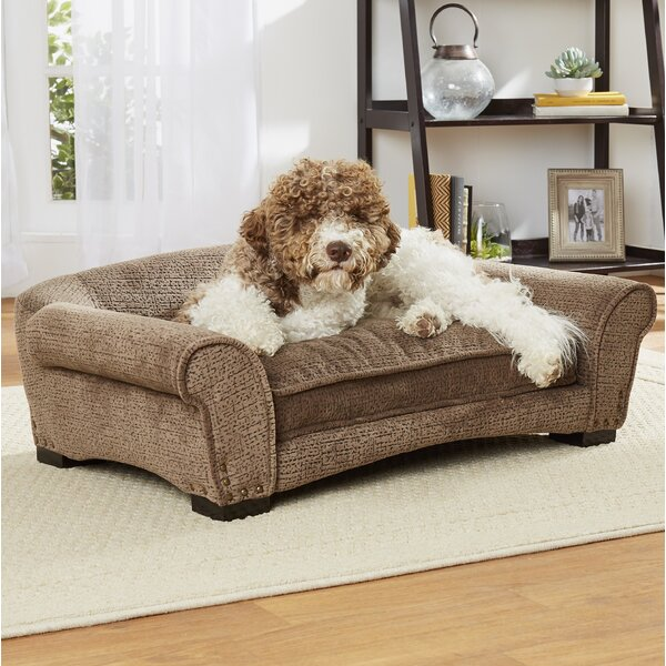 Lovern Harper Arch Dog Sofa by Tucker Murphy Pet