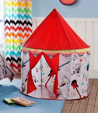 Quintin Pop Up Tent by Zoomie Kids