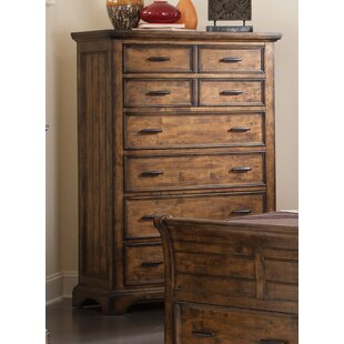 Pinole 6 Drawer Chest by Loon Peak