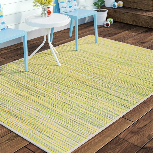 Juda Sand Indoor/Outdoor Area Rug by Zipcode Design