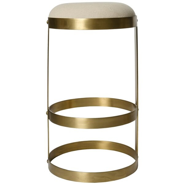 Dior Metal Bar Stool by Noir Noir