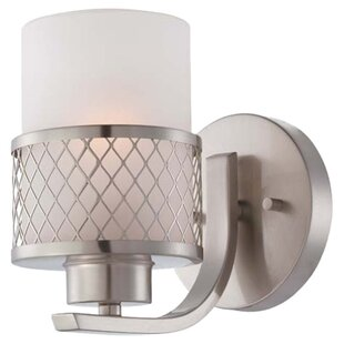 Buying Lofton 1-Light Bath Sconce By Darby Home Co