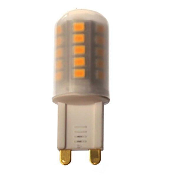 3W G9/Bi-pin LED Vintage Filament Light Bulb by Progress Lighting