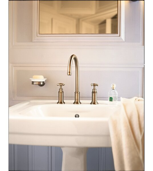 Axor Montreux Widespread Faucet Cross Handle by Axor
