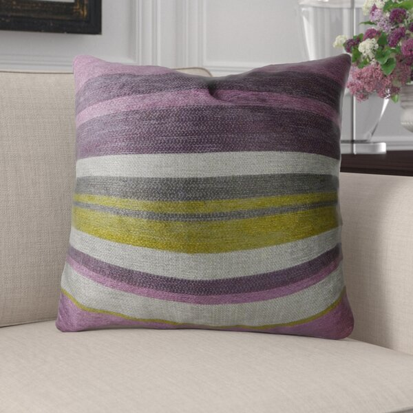 Baldridge Handmade Luxury Pillow by Canora Grey