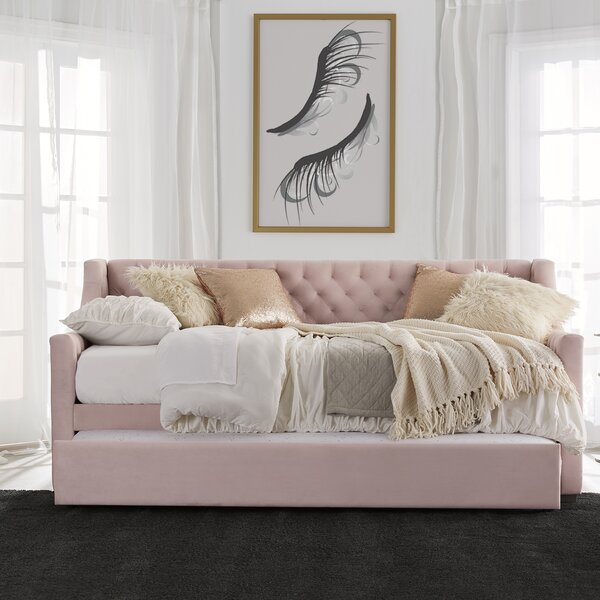 Monarch Hill Ambrosia Twin Daybed With Trundle