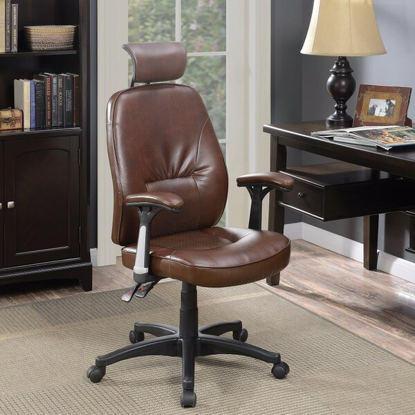 Mckean Executive Chair by Williston Forge