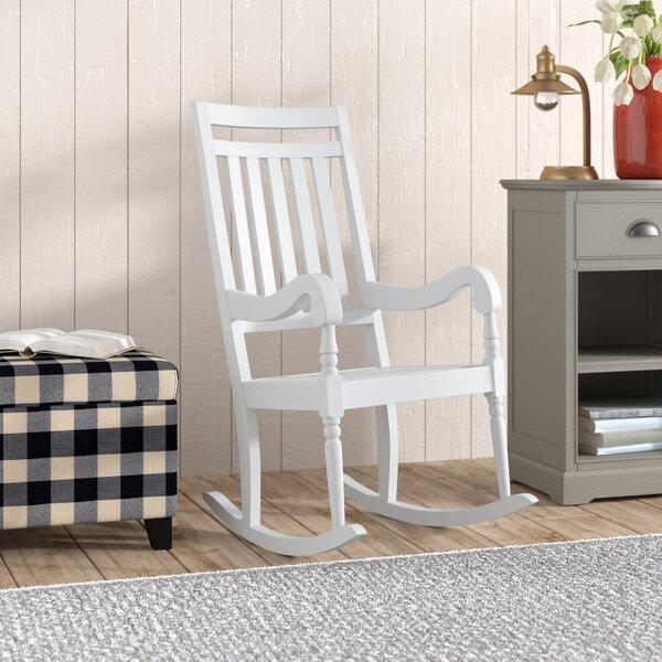 Glen Ullin Rocking Chair By Laurel Foundry Modern Farmhouse