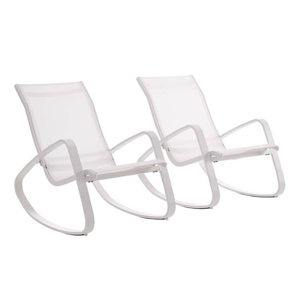 Gagner Patio Chair (Set of 2) by Latitude Run