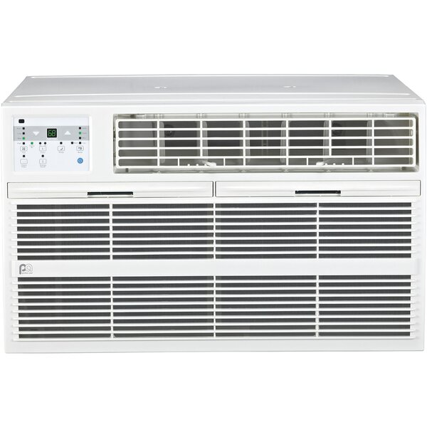 12,000 BTU Through the Wall Air Conditioner with Remote by Perfect Aire