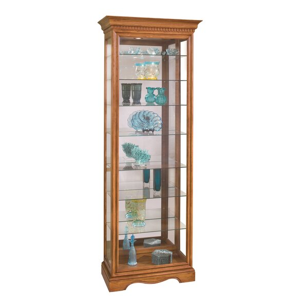 Lighthouse Octave III Lighted Curio Cabinet by Philip Reinisch Co.