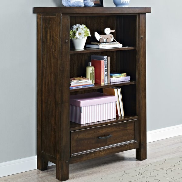 Timber Lake 50 inch Bookcase by Bertini