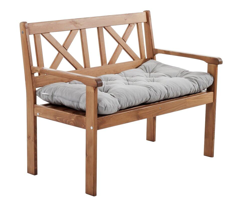 caracella gartenbank evje aus holz. Black Bedroom Furniture Sets. Home Design Ideas