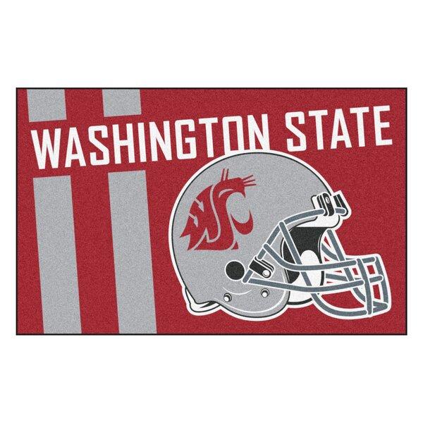 NCAA Washington State University Starter Doormat by FANMATS