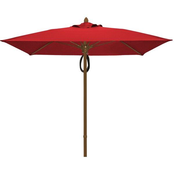 Burruss 6' Square Market Umbrella by Freeport Park
