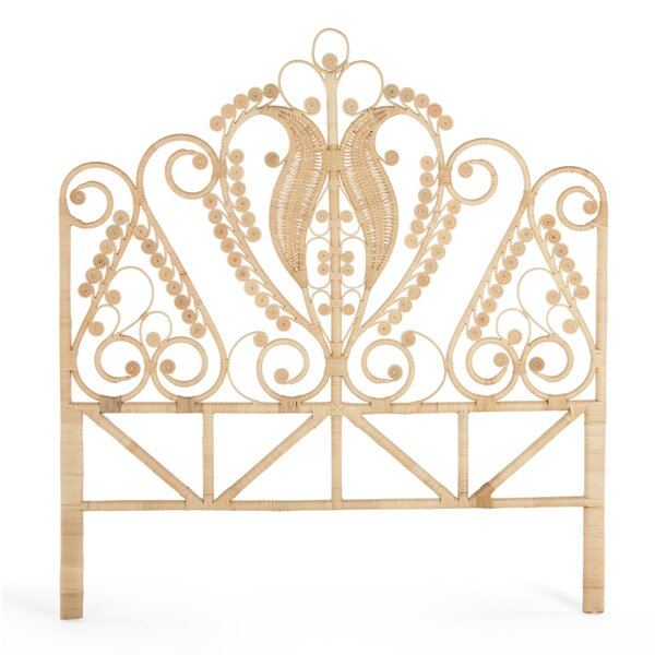 Patton Open-Frame Headboard by Mistana