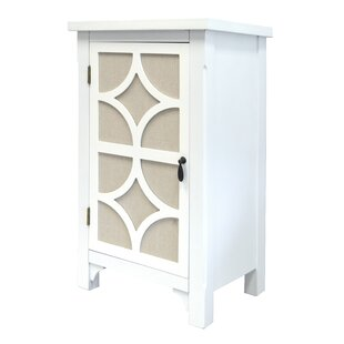 Check Prices Recker 1 Door Accent Cabinet By Latitude Run